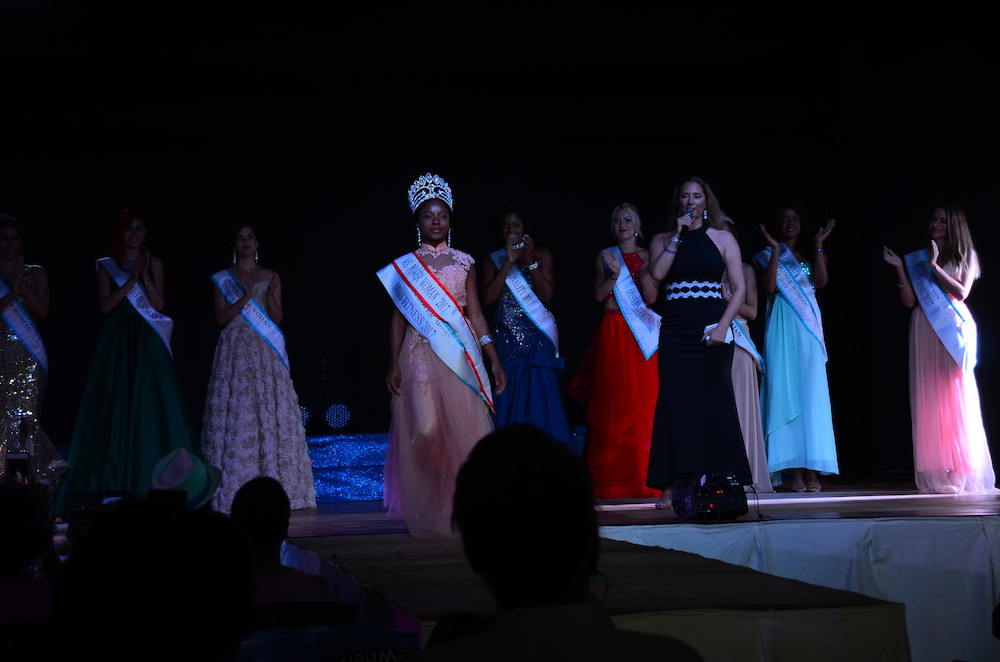 Miss Petite Power Woman 2017 - Hatago Uises (Namibia)