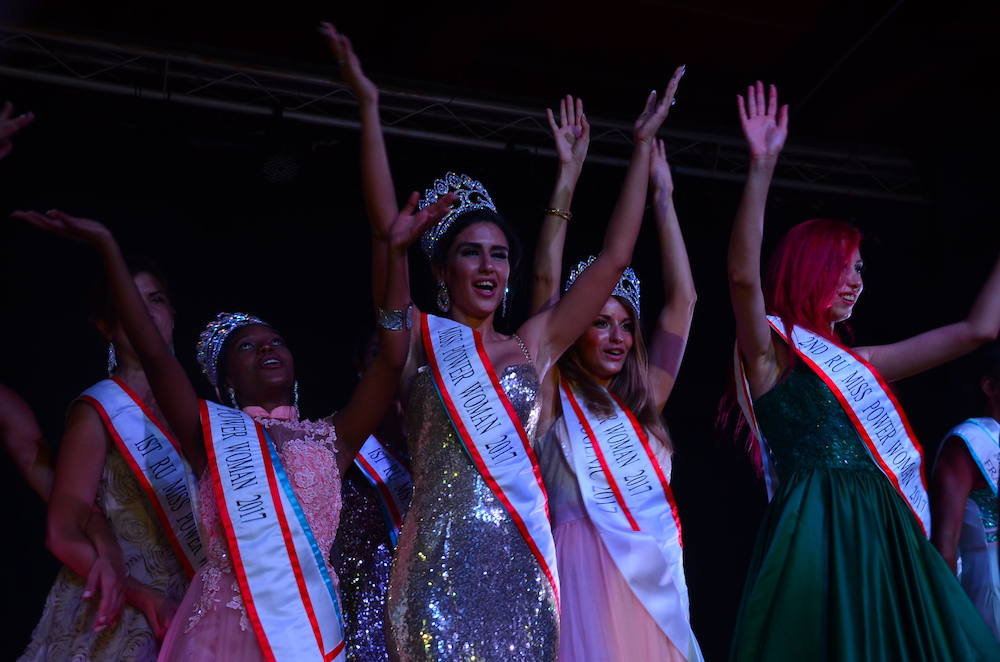 Miss Power Woman 2017 Winners