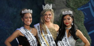 Miss Multiverse Australia 2017 - Top 3