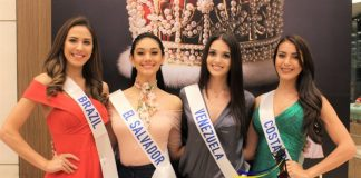 Miss International 2017 officially kicks off;  first impressions