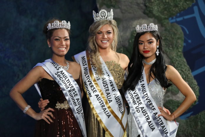 more beauty pageant tips - Taylah Cannon from the Gold Coast crowned Miss World Australia 2018