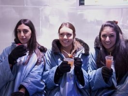 Melbourne Ice Bar