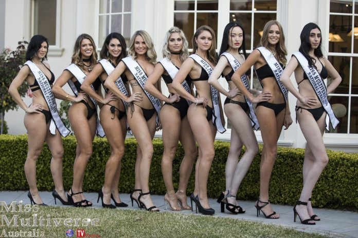 Miss Multiverse AUS - Top 10