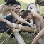 Green Frog Adventures, physical challenge