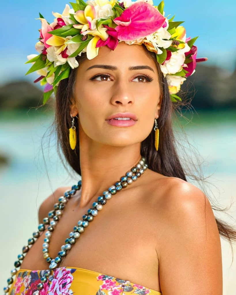69878255 2573504872671384 8294258030800378101 n 819x1024 - Tajiya Sahay is Miss Cook Islands 2019