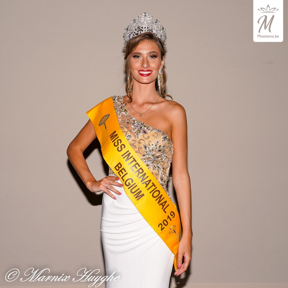70062497 564892287379514 3976719616754843648 n - Belgium crowns 2019 bets to Miss International, Miss Supranational
