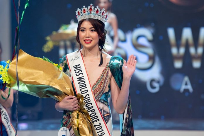 72940493 2511397398907568 5867114270537285632 n 696x464 - Sheen Cher is Miss World Singapore 2019
