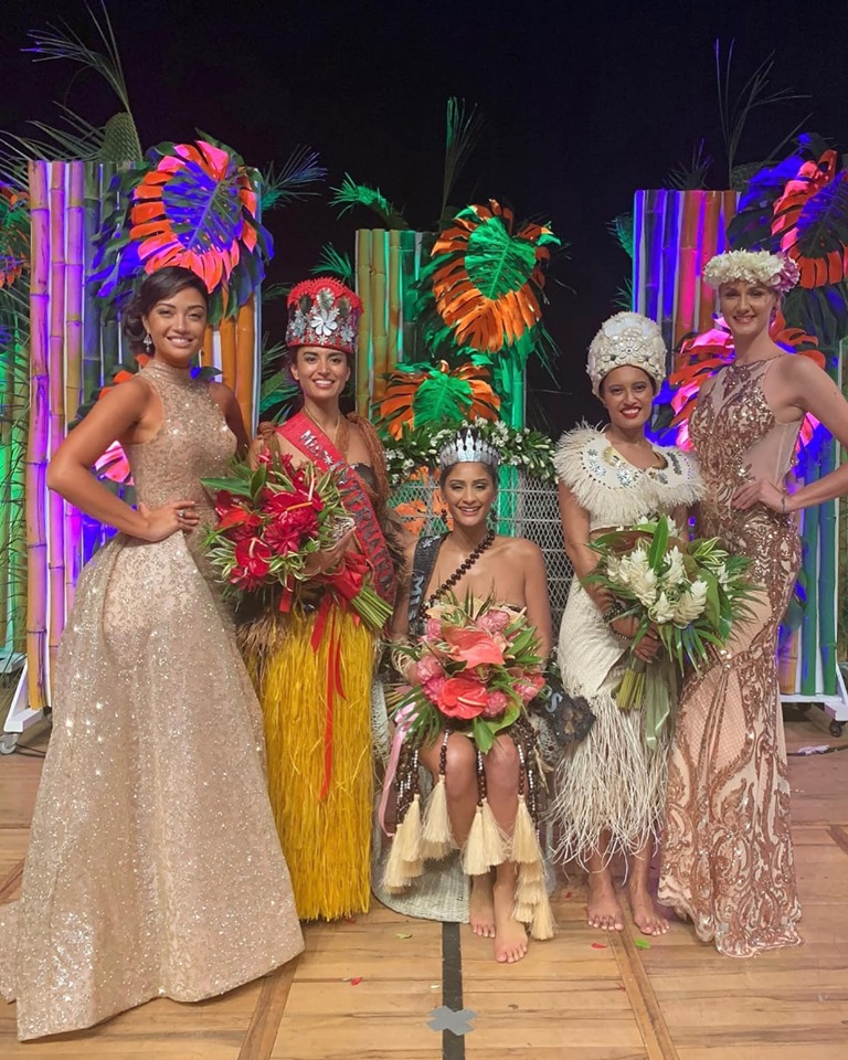 73261239 2165910067037005 1561299313076731904 n - Tajiya Sahay is Miss Cook Islands 2019