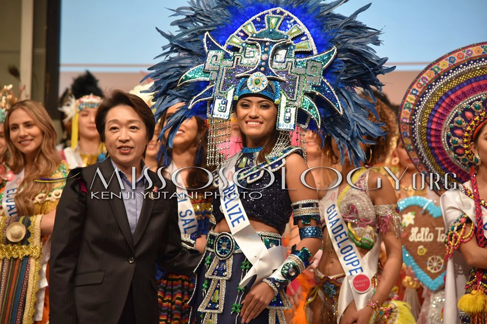 73272571 3081794385170138 3853874979334520832 n - IN PHOTOS: Miss International 2019 candidates in national costumes