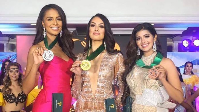 74348427 2546811362070240 3944526826826629120 n 1 696x392 - New Zealand is Miss Earth 2019 Water group best in long gown