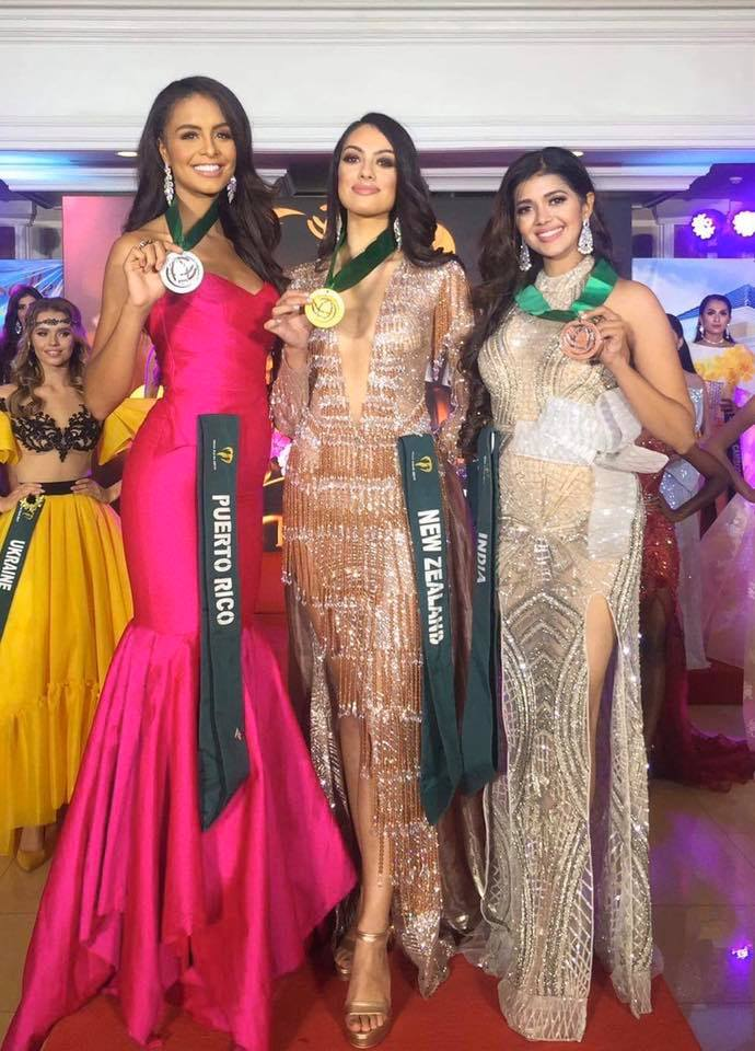 74348427 2546811362070240 3944526826826629120 n - New Zealand is Miss Earth 2019 Water group best in long gown