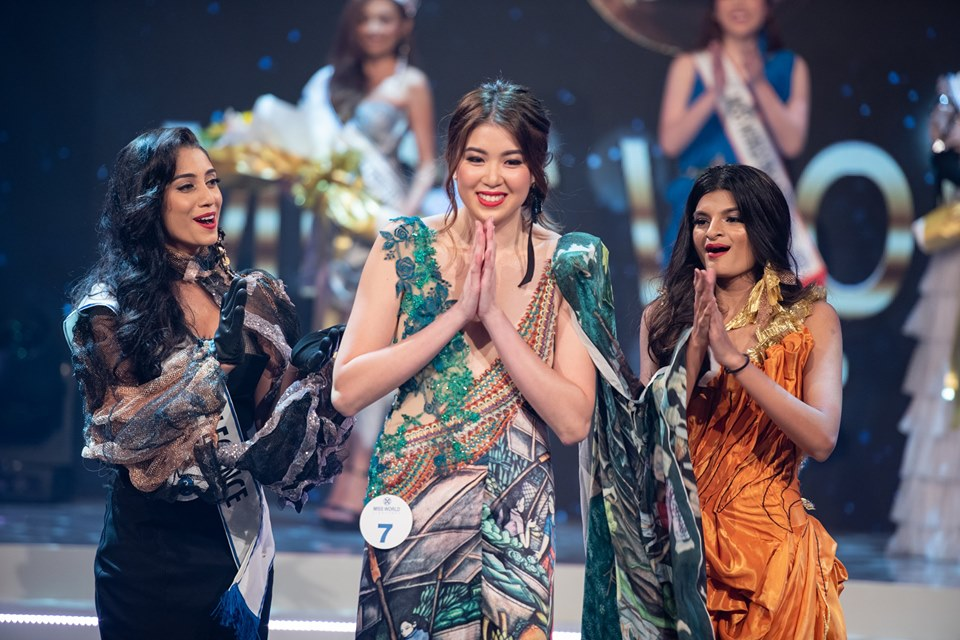 75233448 2511397095574265 4825206422012690432 n - Sheen Cher is Miss World Singapore 2019