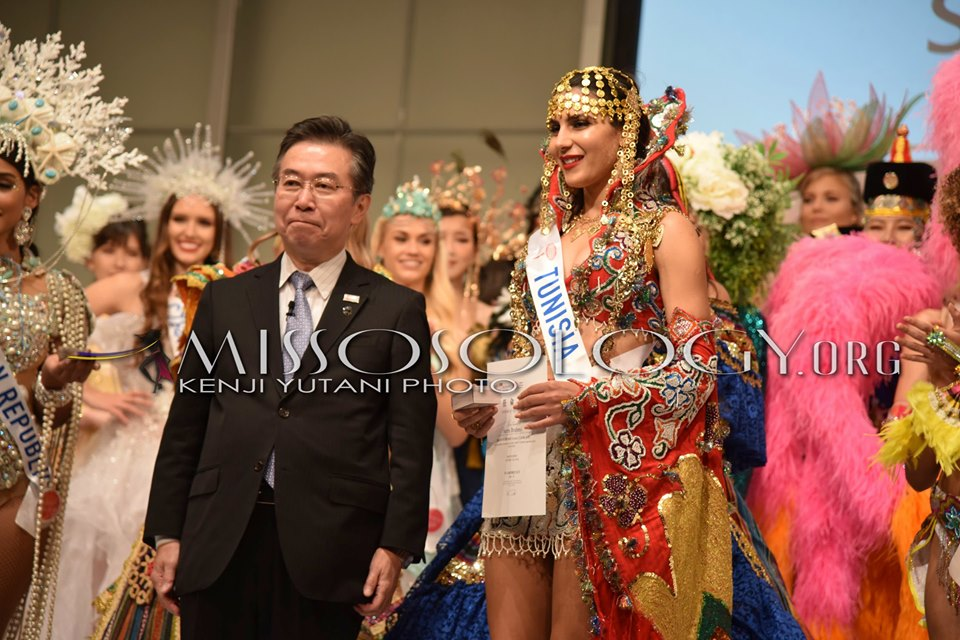 76793177 3081793108503599 1578748704343457792 n - IN PHOTOS: Miss International 2019 candidates in national costumes